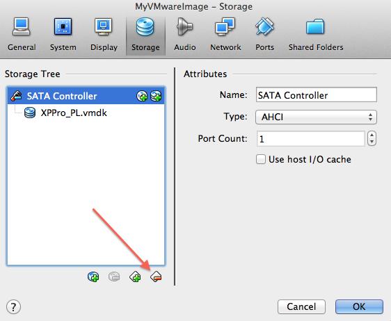 Import VMware Fusion to Virtual Box on Mac OS-X Yosemite · TCS Blog