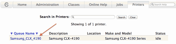 Mac OS X and Google Chrome: Set printer defaults from color to black